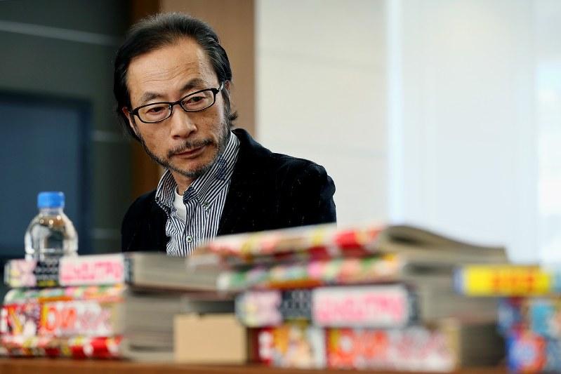 Osamu Akimoto Following end of Kochi Kame manga artist Osamu Akimoto to work on