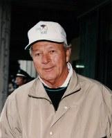 アーノルド・パーマーさん 87歳=米ゴルファー(9月25日死去)