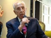 シモン・ペレス氏 93歳=イスラエル前大統領(9月28日死去)
