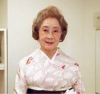 風見章子さん 95歳=女優(9月28日死去)