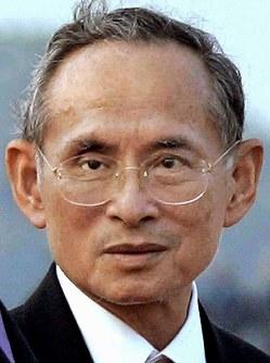 プミポン・アドゥンヤデート国王 88歳=タイ国王(10月13日死去)