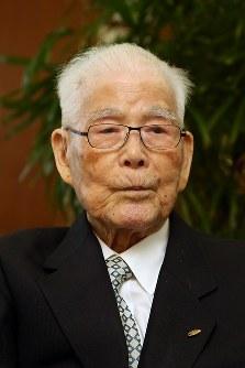 奥野誠亮さん 103歳=元自民党衆院議員(11月16日死去)