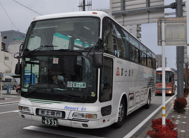 富士急 高速バス