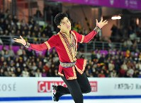 Nathan Chen of the United States performs during the 2016 Grand Prix Final men's singles free skating in Marseille, France, on Dec. 10, 2016. (Mainichi)
