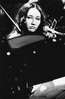 りりィさん=1974年7月撮影