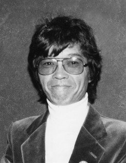 肝付兼太さん(タレント、声優)=1984年3月17日撮影