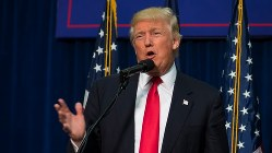 米国第45代大統領に就任するトランプ氏