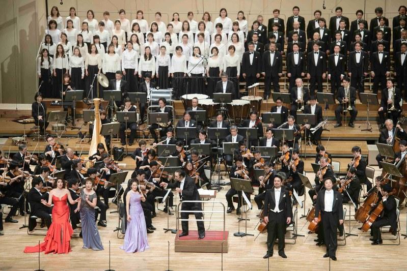 二つの演奏会形式オペラ公演