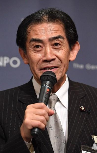 自民党:「谷垣氏は改善、回復し...