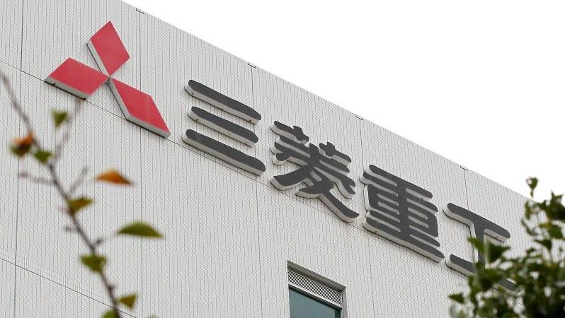 三菱重工業神戸造船所=2011年11月10日、後藤由耶撮影