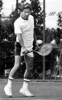加茂公成さん 84歳=元テニス選手(1月6日死去)