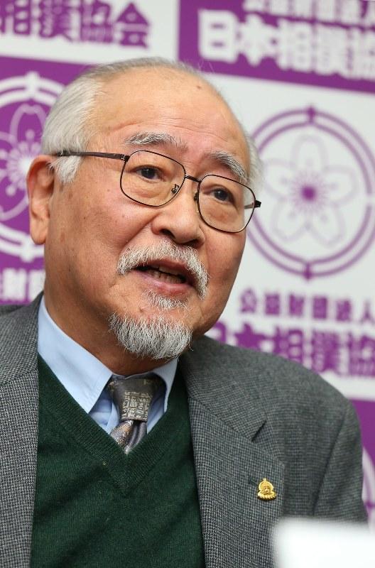 ひと:北村正任さん=横綱審議委員会委員長に就任した | 毎日新聞