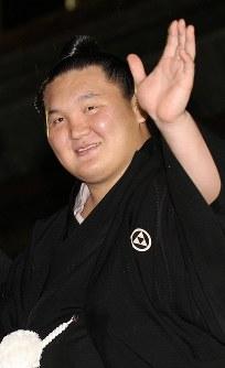 【69代】白鵬翔=両国国技館で2010年9月26日、佐々木順一撮影