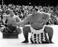 【62代】大乃国康=1987年10月2日撮影