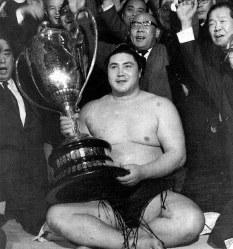 【48代】大鵬幸喜=1970年3月22日撮影