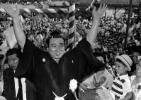 【47代】柏戸剛=1967年7月16日撮影