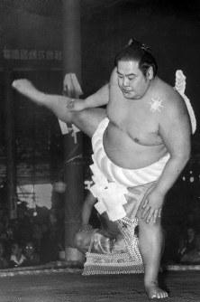 【40代】東富士欽壱=1949年10月撮影
