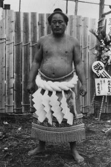 【39代】前田山英五郎=1948年3月撮影