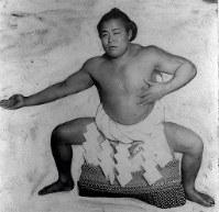【27代】栃木山守也=1925年撮影