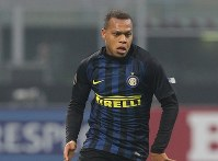 今季はヨーロッパリーグ3試合の出場にとどまっているインテルFWビアビアニー [写真]=Inter via Getty Images