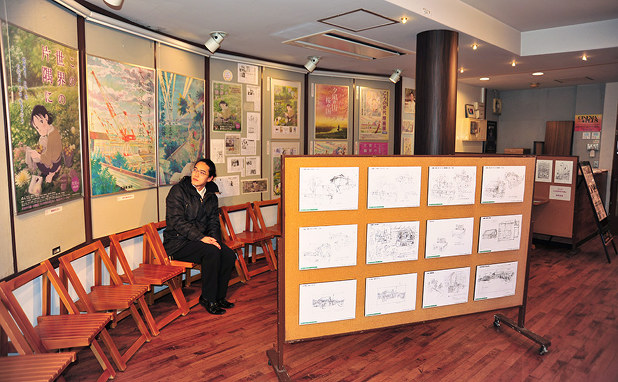 福知山シネマ 10周年上映 この世界の片隅に あすトークイベント 京都 毎日新聞