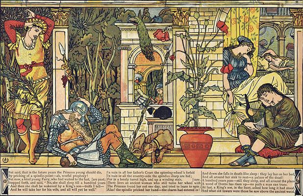 企画展:絵本の黄金期、作品一堂に ウォルター・クレイン中心に180 ...