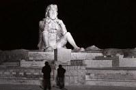 「ようこそガリバー札幌へ」=1972年、真駒内会場