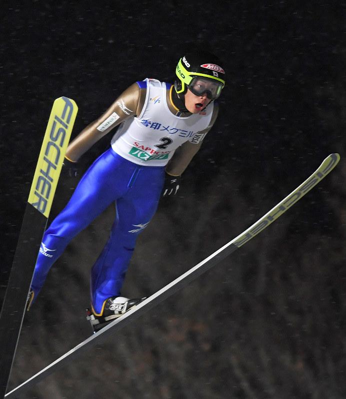 冬季アジア札幌大会:挑む道産子/上 世界へギラギラと スキージャンプ ...