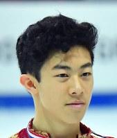 Nathan Chen (Mainichi)
