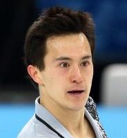 Patrick Chan (Mainichi)