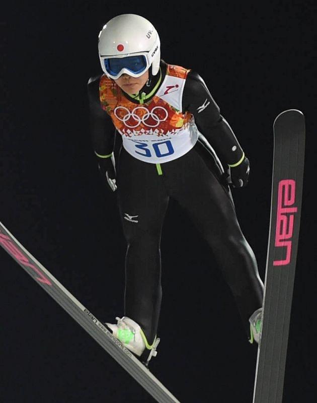 2014年ソチオリンピックのスキージャンプ競技