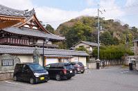 (17)現在の二葉の里。被爆当時は周辺に軍用地があった=広島市東区で2017年2月6日、山田尚弘撮影(画像の一部を加工しています)