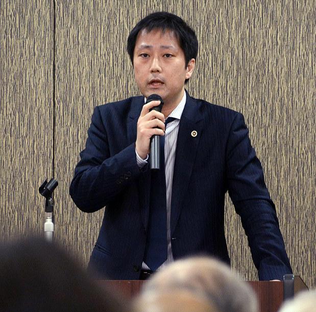 窃盗症患者:医療支援が必要 弁護士、講演で訴え 高松 /香川 - 毎日新聞