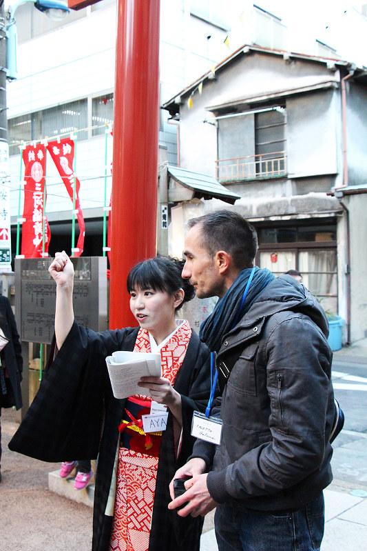 地域と連携し、日本の魅力を外国人観光客に紹介アクセスランキング