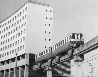 6 - 【地域】姫路モノレール「大将軍駅」その後どうなった? 高層ビルを貫くユニークな駅