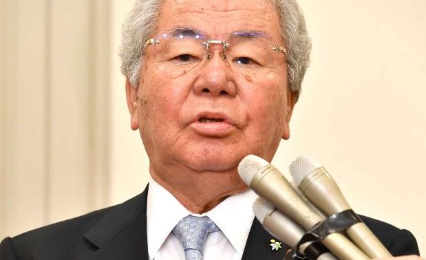 都議選:内田茂氏が議員引退を正...