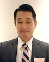 三井物産の小島俊二理事九州支社長=石田宗久撮影