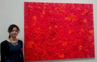 FACE展:青木恵美子さんがグランプリ - 毎日新聞