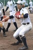 鈴木志音内野手