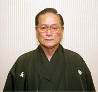 桐竹紋寿さん 82歳=文楽人形遣い(2月16日死去)
