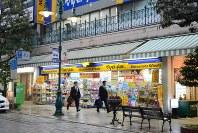 商業地で県内最高価格となった静岡市葵区呉服町の地点