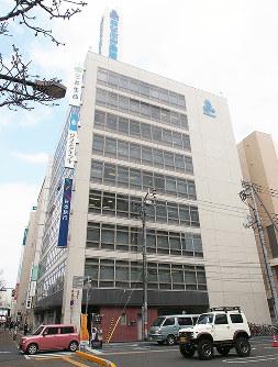 香川県内の商業地で最高価格、上昇率ともトップとなった高松市磨屋町2-6外=植松晃一撮影
