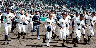 【2016年春の選抜】創志学園野球部のメンバーと出 …