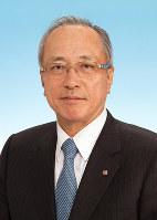 筑邦銀行頭取の佐藤清一郎氏