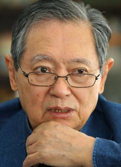 大岡信さん 86歳=詩人「折々のうた」(4月5日死去)