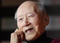 肥田舜太郎さん 100歳=広島原爆で被爆の医師(3月20日死去)