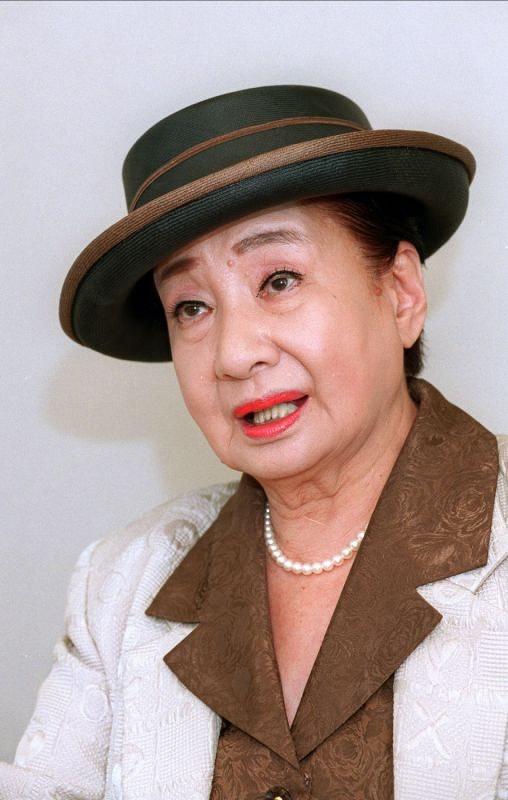 訃報:京唄子さん89歳=女優、漫才コンビで活躍[写真特集3/9 ...