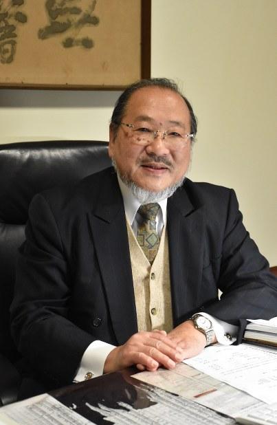 長岡立一郎さん