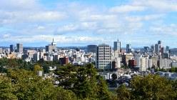 「青葉繁れる」の舞台、仙台市