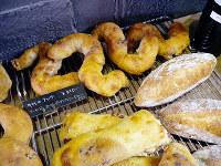 「La LOTTA Bakery」のハード系パン(神戸市中央区)